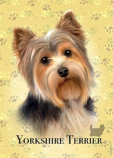 Imagen de Puzzle Yorkshire Terrier 100 Piezas