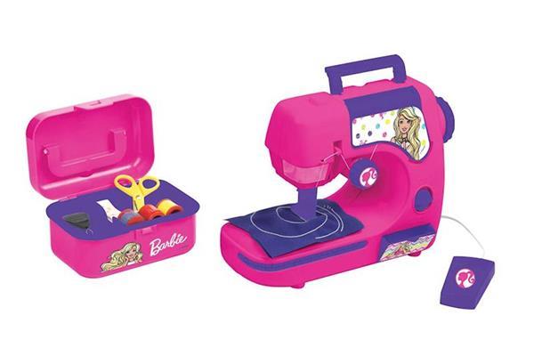 Imagen de Máquina de Coser de Barbie con Accesorios