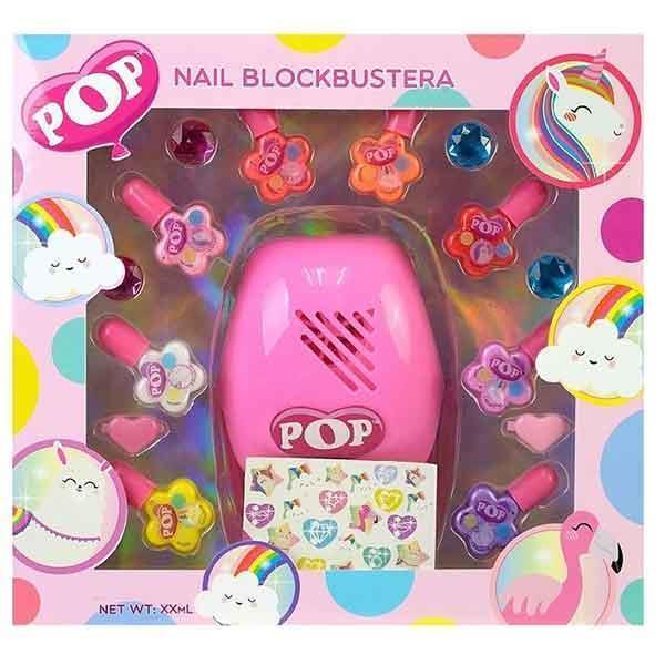 Imagen de  Set Manicura Infantil Pop Girl