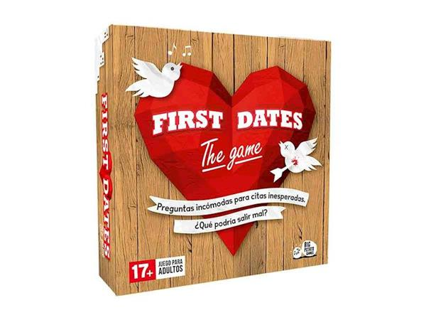 Imagen de Juego First Dates