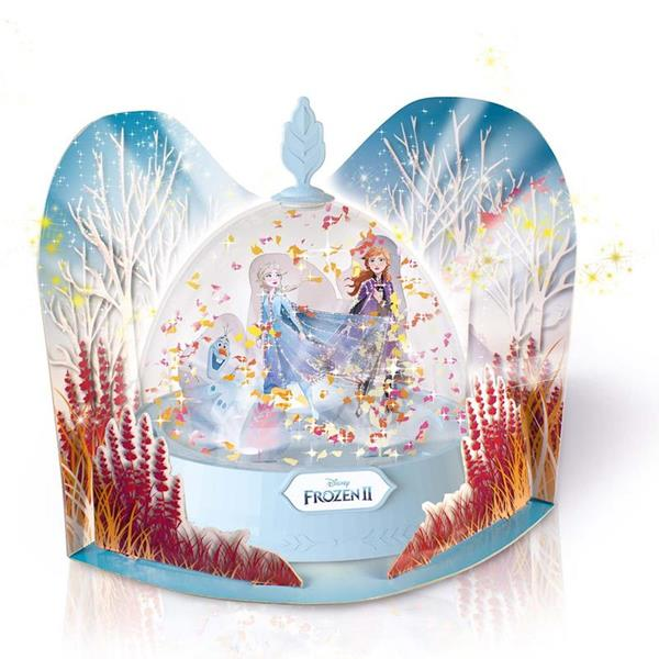 Imagen de Frozen Bola Luminosa con Purpurina