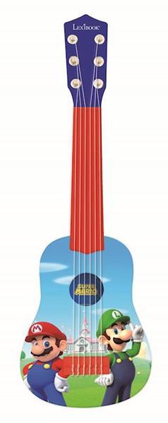 Imagen de Mi Primera Guitarra de Mario Bross