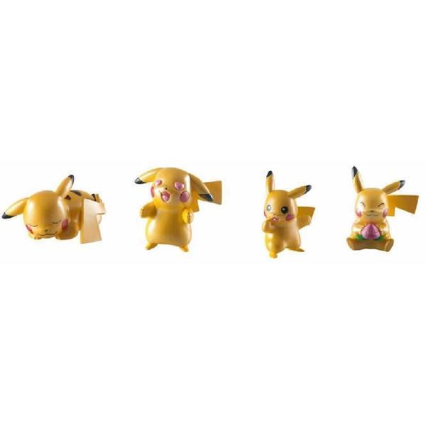 Imagen de 4 Figuras Pikachu 20 Aniversario