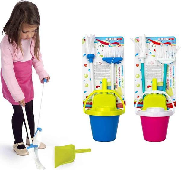 Imagen de Set de Limpieza de Juguete en Varios Colores