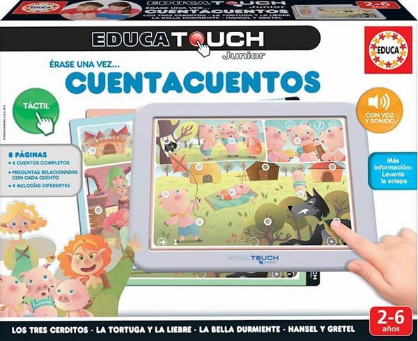 Imagen de Educa Touch Junior Cuenta Cuentos 2