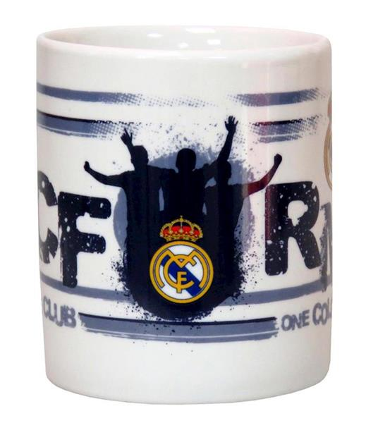 Imagen de Taza Cerámica Real Madrid CF