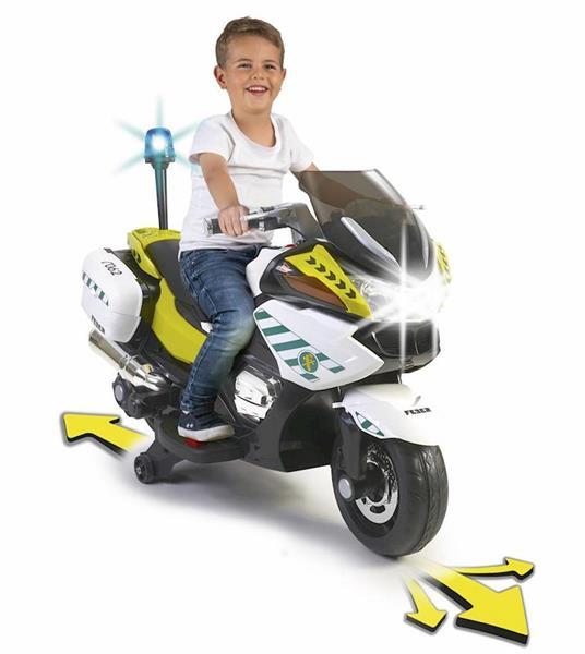 Imagen de Moto Guardia Civil 12V Feber