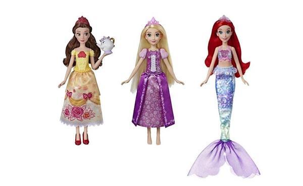 Imagen de Princesas Disney Cantarinas