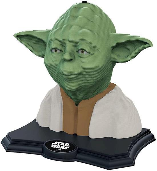Imagen de Puzzle Escultura 3D Baby Yoda