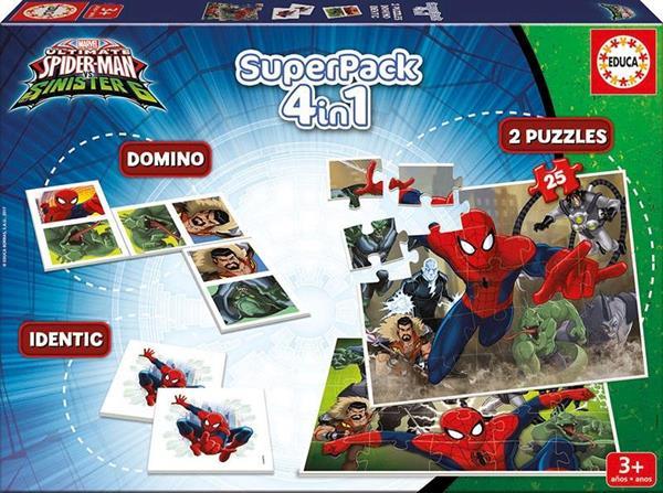 Imagen de SuperPack De Juegos Spiderman