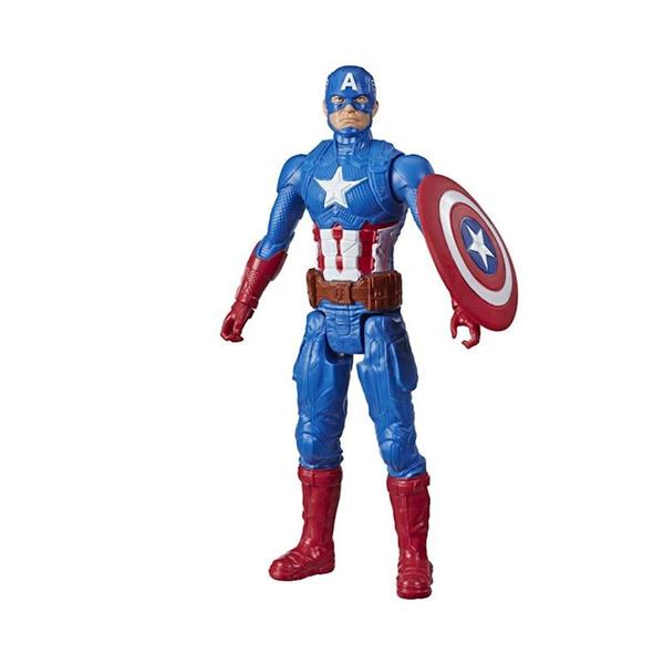 Imagen de Figura Titan Capitán América 30 Cm