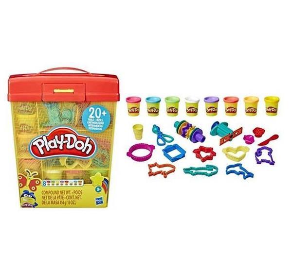 Imagen de Súper Cubo Maletín de Play Doh