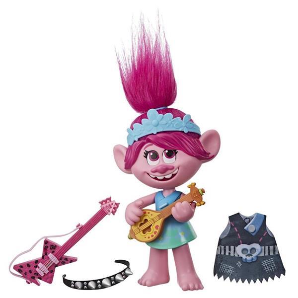 Imagen de Muñeca Trolls Poppy Rock
