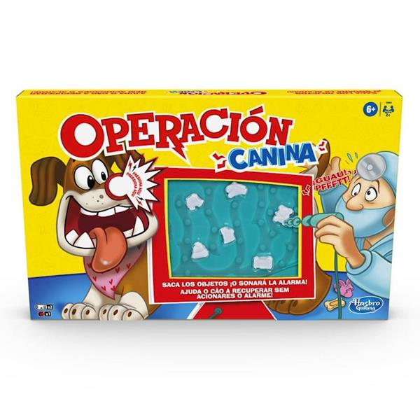 Imagen de Juego Operación Canina