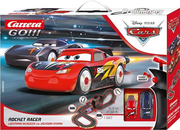 Imagen de Pista Carrera Go Cars Disney