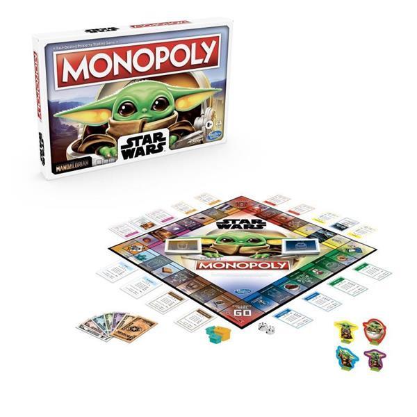 Imagen de Monopoly Yoda