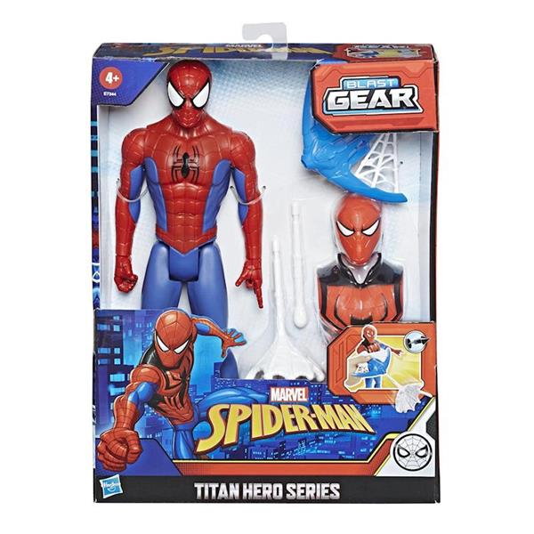 Imagen de Muñeco Spiderman Titan