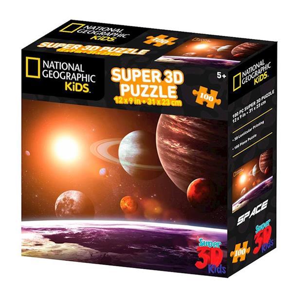 Imagen de Puzzle 3D Kids Naturaleza