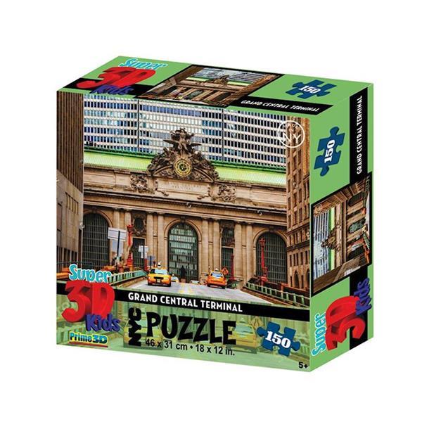 Imagen de Puzzle Super Kid 3D Naturaleza