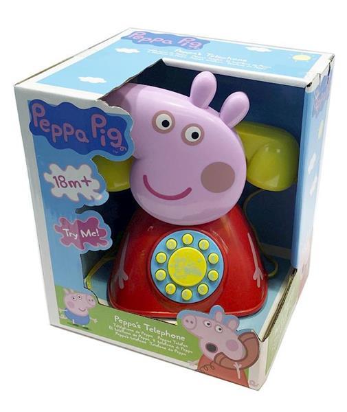 Imagen de Teléfono Peppa Pig Con Sonidos
