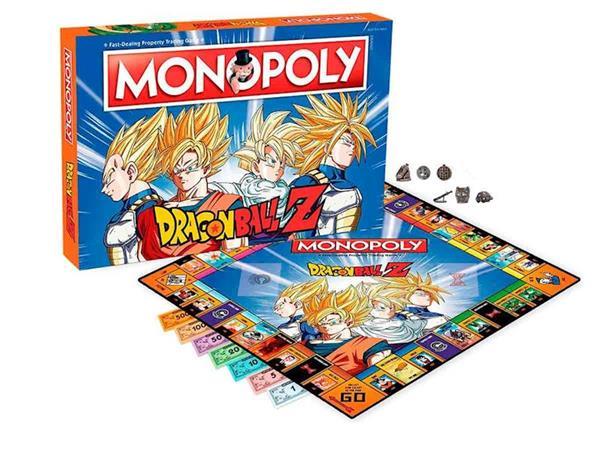 Imagen de Juego Monopoly Dragon Ball Z