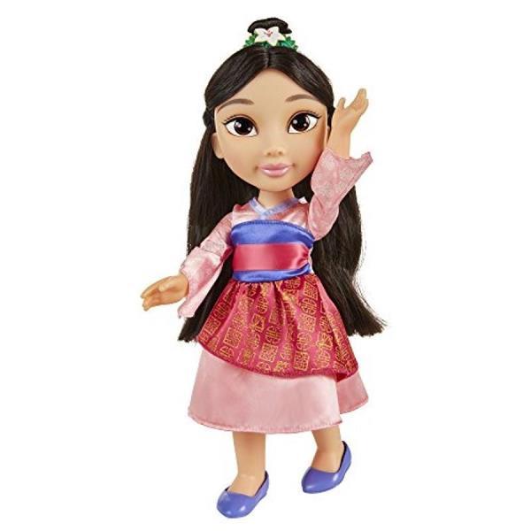Imagen de Muñeca Mulán Princesa Disney