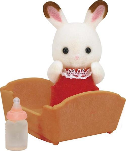 Imagen de Sylvanian Bebé Conejo Chocolate