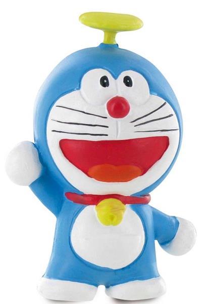 Imagen de Figura Doraemon Gorrocóptero