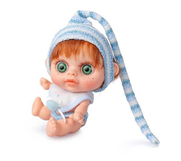 Imagen de Muñeco Baby Biggers Castaño