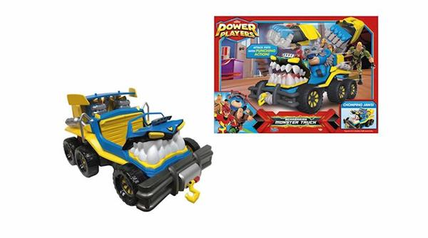 Imagen de Power Players Monster Truck