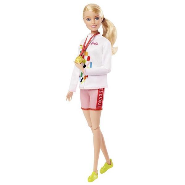 Imagen de Barbie Olimpiadas Escaladora