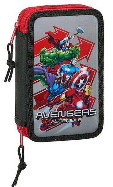Imagen de Estuche Doble Avengers Completo