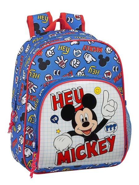 Imagen de Mochila Infantil Mickey Mouse Adaptable a Carro
