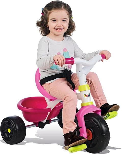 Imagen de Triciclo Be Fun Rosa