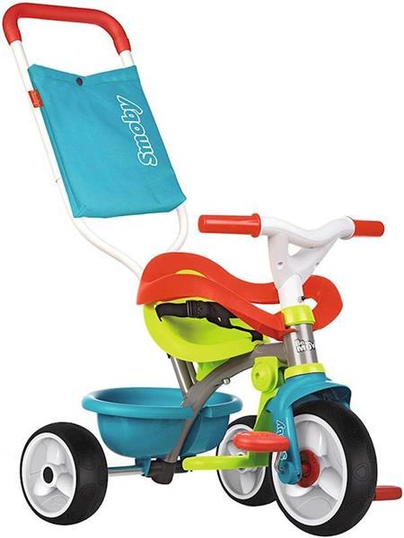 Imagen de Triciclo Azul Confort Rueda Silenciosa