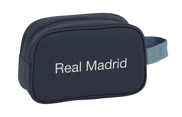 """Imagen de Neceser Real Madrid """"Dark Grey"""""""