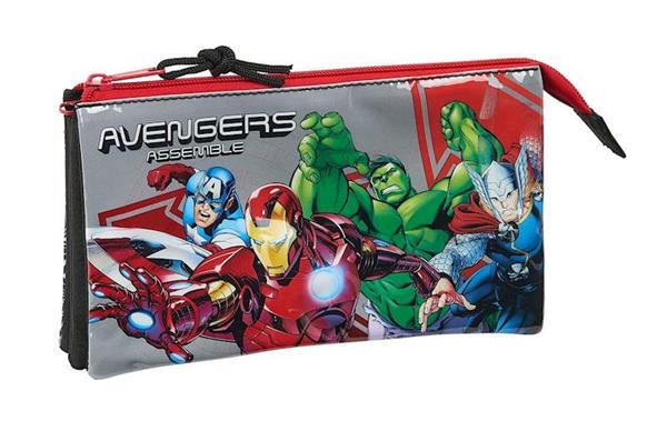 Imagen de Estuche Triple Avengers Heroes
