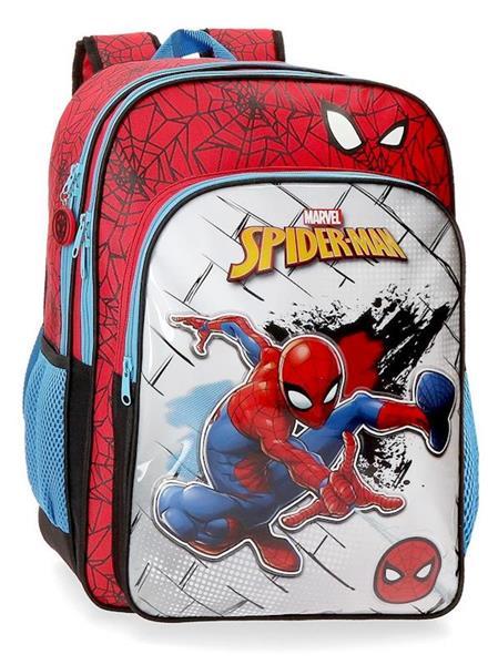 Imagen de Mochila Adaptable Spiderman Red