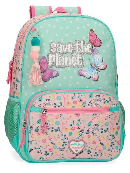 Imagen de Mochila Adaptable Save The Planet Movom