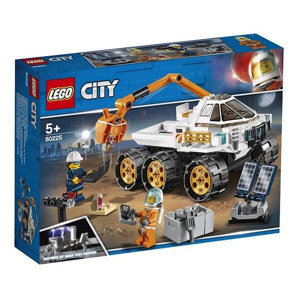 Imagen de Lego City Prueba de Conducción del Róver