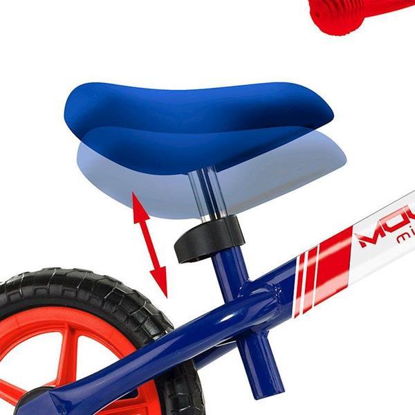 Imagen de Bicicleta Sin Pedales Azul Con Casco