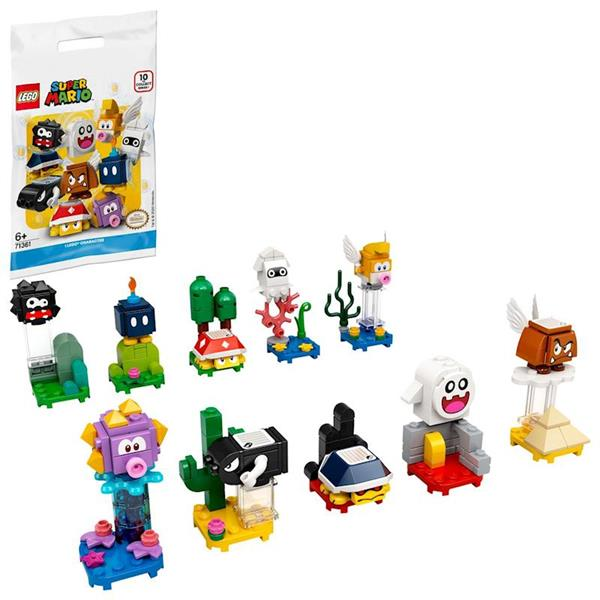 Imagen de Sobre Sorpresa Lego Super Mario
