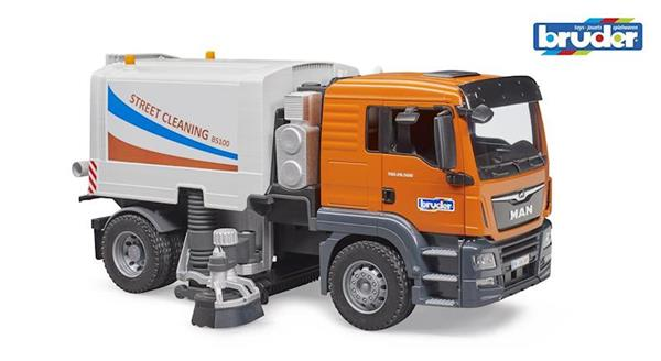 Imagen de Camión Limpieza Calzada Man TGS LKW