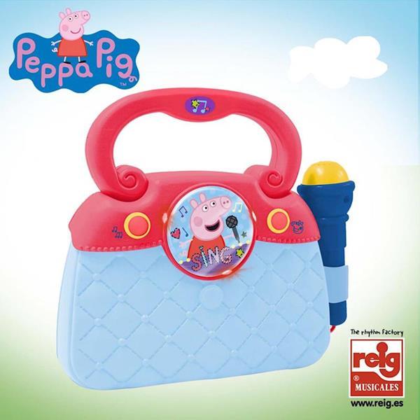 Imagen de Bolso con Micrófono de Peppa Pig