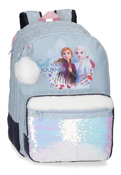 Imagen de Mochila Frozen II Trust Your Journey Adaptable
