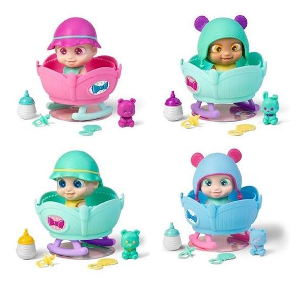 Imagen de Baby Buppies Bebé Sonidos Divertidos Con Cuna