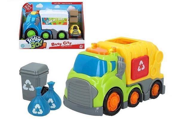 Imagen de Busy Truck Camión Reciclaje Fricción