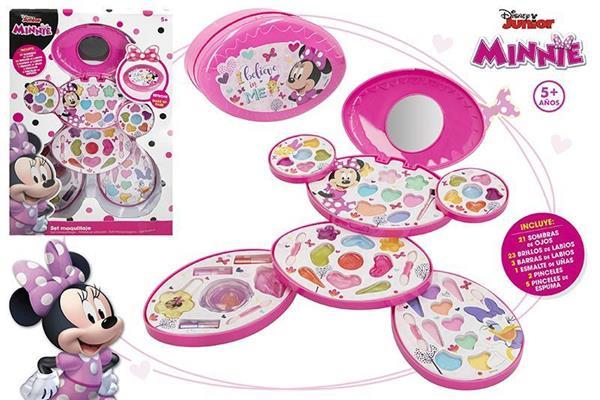 Imagen de Estuche Maquillaje Minnie 6 Pisos