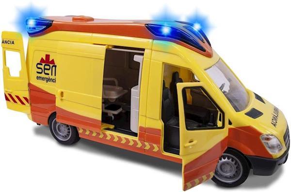 Imagen de Vehículo Ambulancia Emergencias Médicas