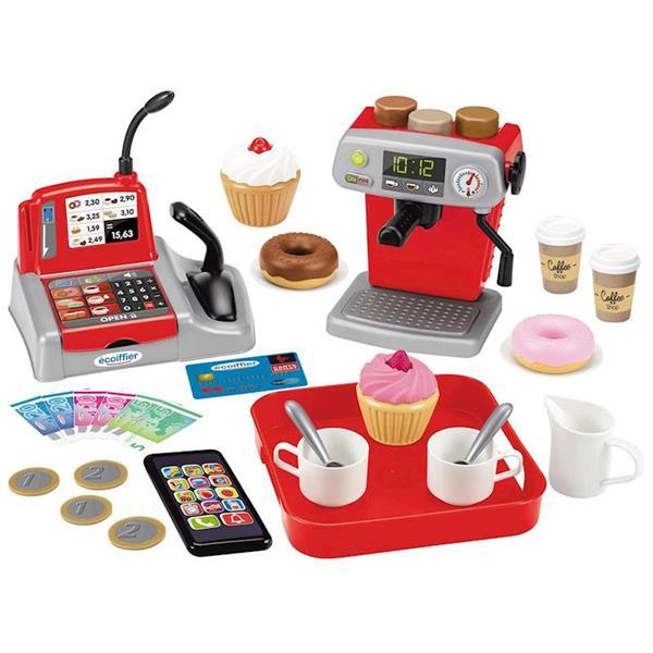 Imagen de Set Cafetería Coffee Shop